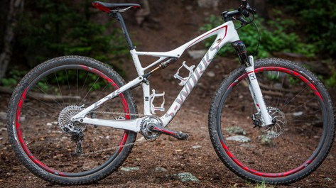 Краткий обзор Specialized S-Works Epic World Cup